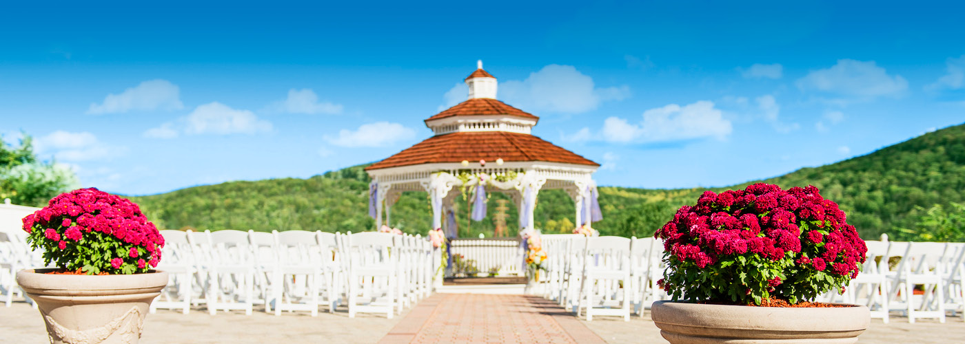 Gallery page header - Photo of Gazebo